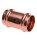 P5270  Kupfer Pressfitting  Muffe  I / I