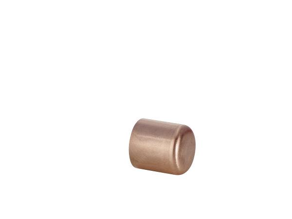 P5290  Kupfer Press Fitting  Stopfen