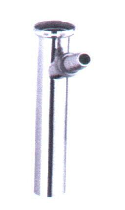 """Ms Verstellrohr,  verchr. 1 1/4""""   Ø 32 mm Länge 200 mm , und Schlauchverschr. 3/4"""","""