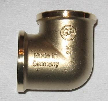 Winkel 90°, (1910) MS blank   IG / IG