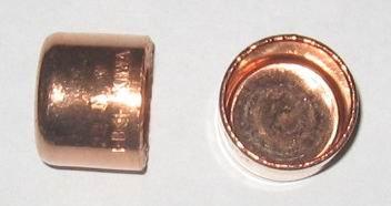 Kupfer Lötfittings  Kappe      -  i -                                   5301   DVGW