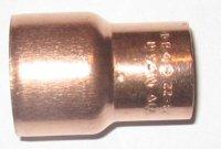 Kupfer Lötfitting Muffe reduziert...