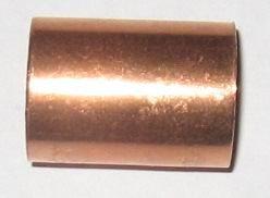 Kupfer Lötfitting Schiebemuffe   i/i                                 5270S    DVGW