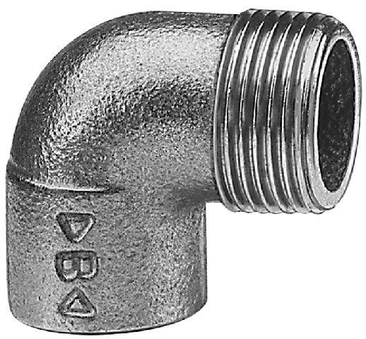 Rotguß Winkel 90°         AG                                         4092G